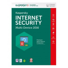KASPERSKY Internet Security (10 ΑΔΕΙΕΣ, 1 ΕΤΟΣ) - ENGLISH