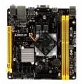 BIOSTAR Μητρική A68N-5745 και CPU A10-5745, 2x DDR3, USB 3.0, HDMI