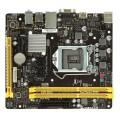 BIOSTAR μητρική H110MHV3, s1151, 2xDDR3L, HDMI, USB 3.0, mATX