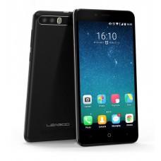 "LEAGOO Smartphone P1, 5.0"" IPS, Quad Core, 1GB, Dual Camera, Black"